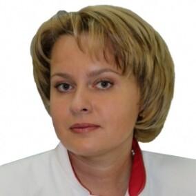 Кудряшова Елена Витальевна, офтальмолог