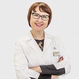 Зимина Вера Николаевна, инфекционист