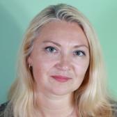 Жоголева Элина Витальевна, психолог