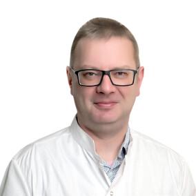 Александров Николай Юрьевич, невролог