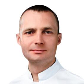 Шрайнер Андрей Андреевич, стоматолог-терапевт