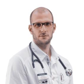 Дудецкий Андрей Сергеевич, терапевт