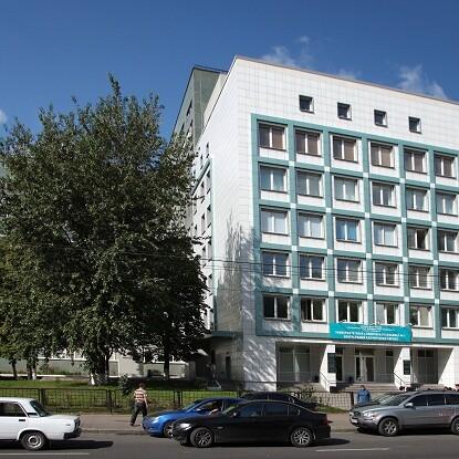 Клиника госпитальной терапии им.Остроумова, фото №1