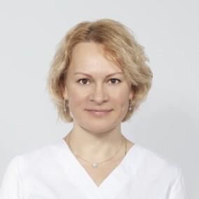 Ботвиньева Ольга Николаевна, ЛОР