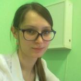 Мустафина Диана Зульфатовна, врач УЗД