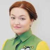 Макеева (Короткова) Мария Николаевна, детский стоматолог