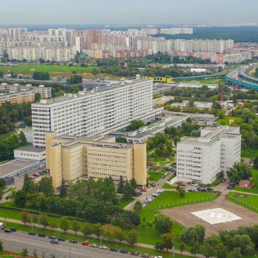 Клиническая больница № 15 им. Филатова, фото №1