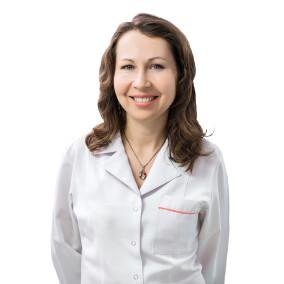Колесова Светлана Олеговна, врач УЗД