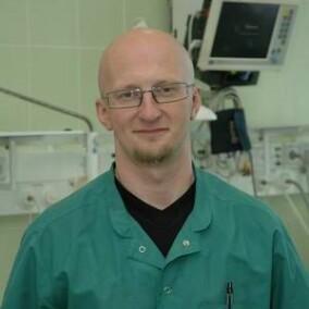 Кузьмин Алексей Сергеевич, анестезиолог