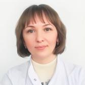 Шувалова Юлия Владимировна, гериатр
