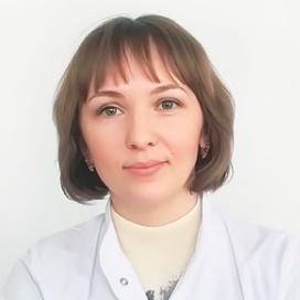 Шувалова Юлия Владимировна, терапевт
