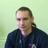 Дрожжин Евгений Андреевич, педиатр