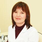 Чеснокова Алла Алексеевна, врач УЗД