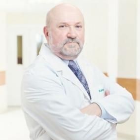 Павлов Юрий Икарович, хирург