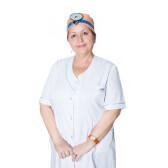 Хрипкова Марина Михайловна, ЛОР