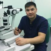 Ахмедов Азизбек Алижанович, офтальмолог