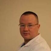 Майков Сергей Валерьевич, ортопед