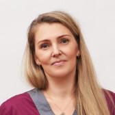 Шехмаметьева Елена Юрьевна, спортивный врач