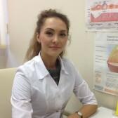 Бородина Мария Евгеньевна, онколог