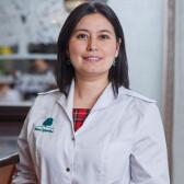 Айзатуллина Дина Вадимовна, невролог
