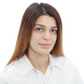 Елерджия Гванца Георгиевна, стоматолог-хирург