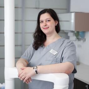 Вишневская Ольга Сергеевна, стоматолог-терапевт