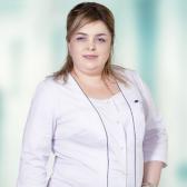 Давальченко Марина Анатольевна, гинеколог