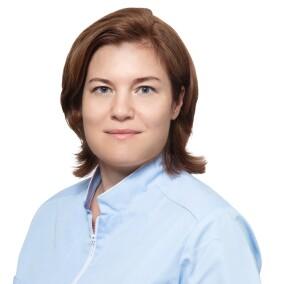 Кобзева Мария Александровна, стоматолог-терапевт