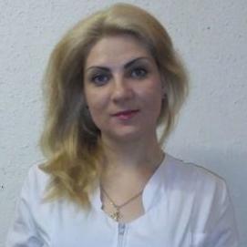 Силина Катерина Александровна, стоматолог-хирург