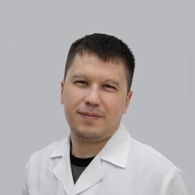 Закиров Едгор Тохтасинович, врач УЗД