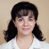 Перевезенцева Юлия Борисовна, нефролог