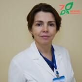 Клюшкина Юлия Аркадьевна, врач УЗД