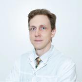 Макурин Евгений Владимирович, офтальмолог