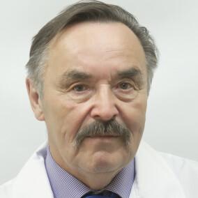 Тепляков Валерий Тихонович, врач УЗД