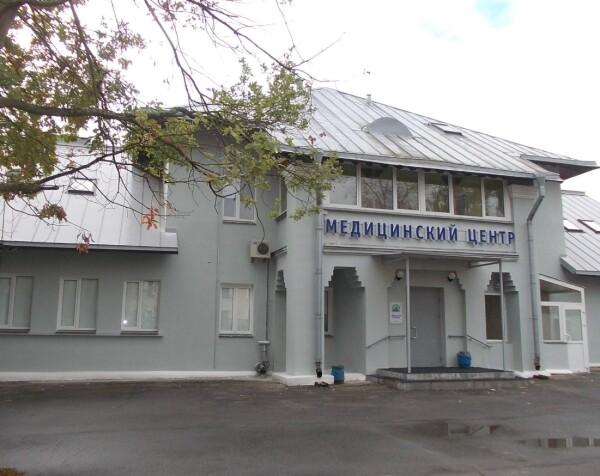 Медицинский центр XXI век (21 век) на Гарькавого