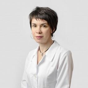 Сасова Наталья Владимировна, гастроэнтеролог