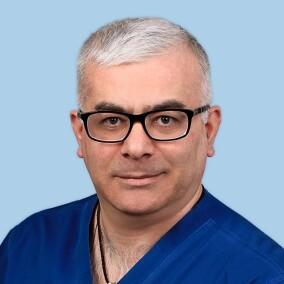 Беришвили Кахабер Шотаевич, невролог