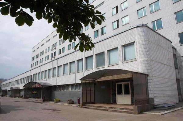 Родильное отделение №2 ГКБ им. А.К.Ерамишанцева