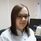 Гаус Александра Викторовна, офтальмолог