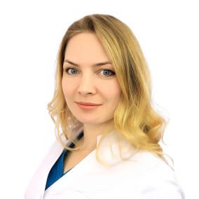 Овсянникова Анна Дмитриевна, ортопед