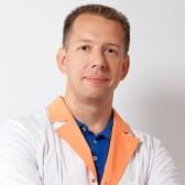 Серов Дмитрий Дмитриевич, ортопед