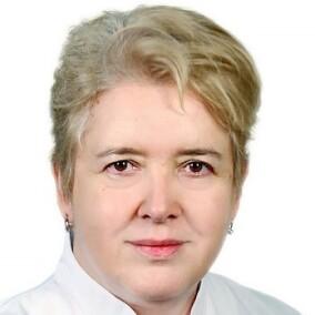 Капустина Наталья Германовна, пульмонолог