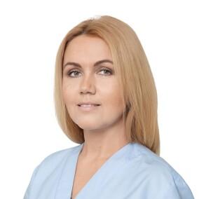 Щербакова Регина Ришатовна, стоматолог-терапевт