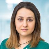 Гварамия Лика Альбертовна, стоматолог-терапевт
