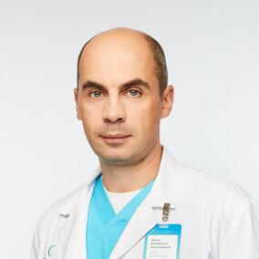 Осмоловский Павел Валерьевич, терапевт