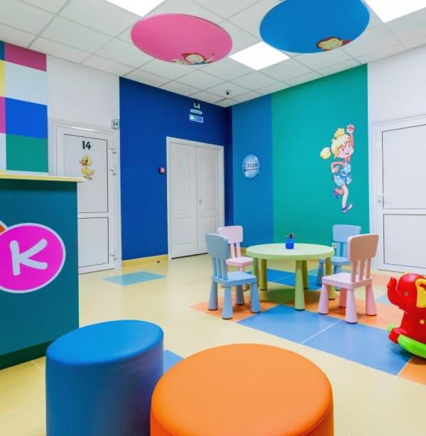 Росточек, детский медицинский центр