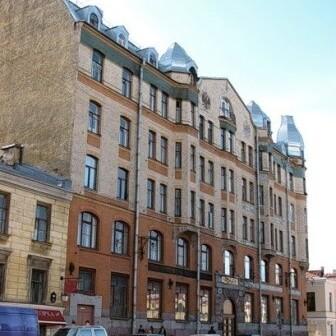ВМТ Пирогова на 7-й линии В.О., фото №1