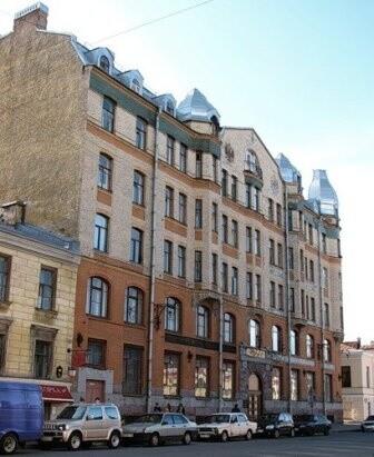 ВМТ Пирогова на 7-й линии В.О.