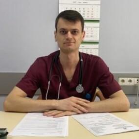 Брынзарь Константин Сергеевич, психиатр