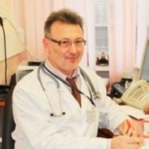 Потиевский Борис Григорьевич, терапевт